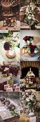 Wedding Ideas For Fall 50 Refined Burgundy And Marsala Wedding Ideas For Fall Brides