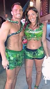 coolest homemade adam and eve costumes