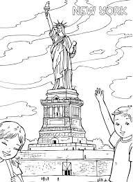 new york in pajamarama and cityscape sponge art york coloring