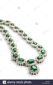 diamond emerald necklace images Emerald necklace stock photos emerald necklace stock images alamy jpg