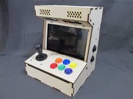 raspberry pi mame cabinet diy arcade cabinet kits more porta pi arcade 10 hd