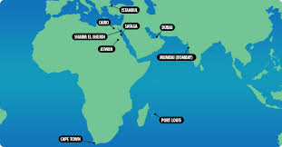 middle east map india cruises from africa africa cruises cruise south africa middle