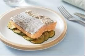 truite cuisine recette en vidéo truite courgettes