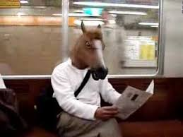 Horse Head Meme - horse head mask video gallery sorted by oldest know your meme