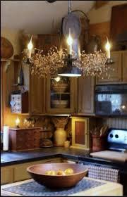 Primitive Kitchen Lighting 505 Best Primitive Kitchens Images On Pinterest Cottage