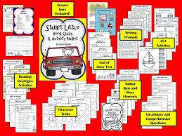 series 3rd grade events stuart litlle book study