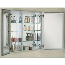 36 high medicine cabinet bathroom medicine cabinets recessed brilliant broadway double door