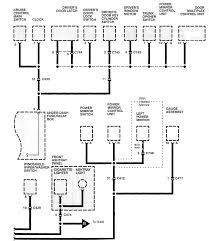 Wiring Diagram 2001 Acura 3 2 Tl 2000 Acura Tl Bose Sound System