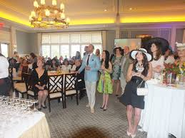 Un Delegates Dining Room Hoofin U0027 It Kentucky Derby Themed Party May 6 Benefits The
