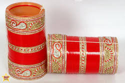 punjabi wedding chura bangles manufacturer from pali