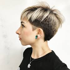 soft under cut hair 50 chic stylish pixie cuts style skinner