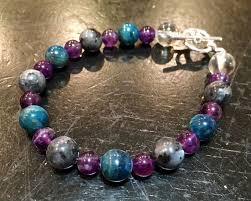 blue quartz bracelet images 181 best bracelets images gemstones amethyst and jpg