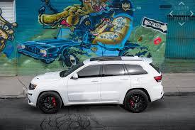 black jeep cherokee 2016 jeep cherokee srt8 velgen wheels vmb5 satin black 22x10 5