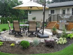 Mediterranean Backyard Landscaping Ideas by Garden Design Garden Design With Landscaping Plan Share Small