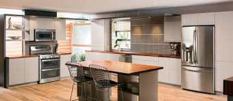 Kitchen Cabinet Penang by Kitchen Stainless Steel Kitchen Wall Cabinets And Wooden Pattern