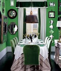 Best Dining Green Dining Rooms Images On Pinterest Home - Green kitchen table