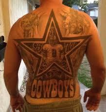 nfl tattoos picture break com