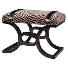 uttermost karline natural linen small bench free shipping today
