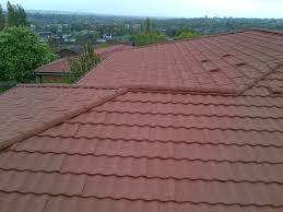 Lightweight Roof Tiles Britmet Villatile Lightweight Metal Roof Tile Rustic Brown