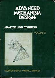 sandor arthur g erdman advanced mechanism design analysis and synt u2026