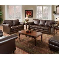 Leather Livingroom Sets Www Loversiq Com Daut As F D Dark Brown Leather So