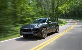 porsche macan interior 2017 2017 porsche macan gts tested u2013 reviews u2013 car and driver