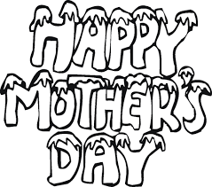 mothers day coloring pages love you mom coloringstar