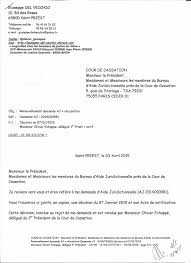 bureau d aide juridictionnelle monsieur le président mesdames et messieurs les membres du bureau d