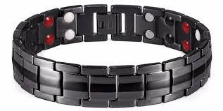 energy bracelet magnetic images Healing magnetic titanium bio energy bracelet jpg