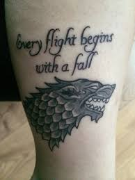 34 best game of thrones tribute tattoos tattooblend