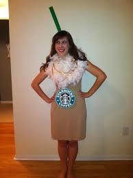 Halloween Costume 2 Girls Halloween Starbucks Frappucino Starbucks Halloween