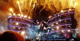 Famosos Veja grandes palcos de shows - Fotos - UOL Música #DQ39