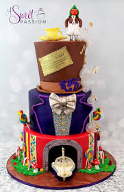 willy wonka charlie and the chocolate factory themed wedding
