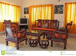 antique chinese rosewood furniture stock photos image 419013
