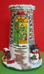 236 best tegole dipinte images on pinterest fairy houses