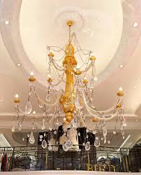 Plaster Chandelier by Juicy Couture Nulty Bespoke Custom Handcrafted Lighting