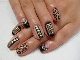 14 luscious leopard nail art designs