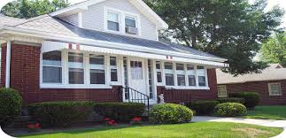 Powered Awnings Metal Awnings And Patio Rooms Patio Enclosures Hamilton Oh
