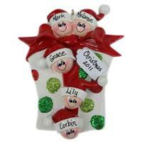 ornaments for keeps personalized bread dough ornaments