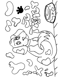dog coloring book pages coloring pages dog and cat dogs coloring