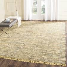 Large Jute Area Rugs Rug Rar121h Rag Rug Area Rugs By Safavieh