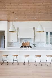 How To Design Kitchen Lighting 20 Ideas On How To Design A Transitional White Kitchen Home