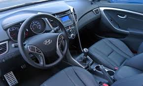 Hyundai Elentra Interior Hyundai Elantra Gt Photos Truedelta Car Reviews