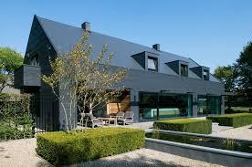 Modern Dormer Willemsenu Architects Design A Contemporary Update For This Dutch