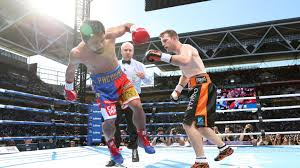 Hit The Floor Network - fairytale win jeff horn is the lord of the ring