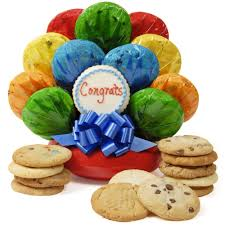cookie bouquet congratulations cookie bouquet