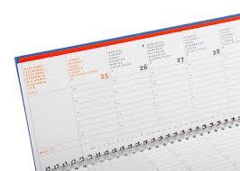 agenda de bureau agenda 2018 de bureau hebdomadaire à spirale work nava