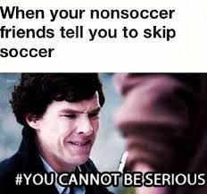 Soccer Hockey Meme - 40 best soccer images on pinterest football football quotes and