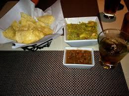 luna modern mexican kitchen menu the supreme plate february 2012