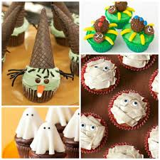 Halloween Cupcakes Ghost 24 Great Halloween Cupcakes Skip To My Lou
